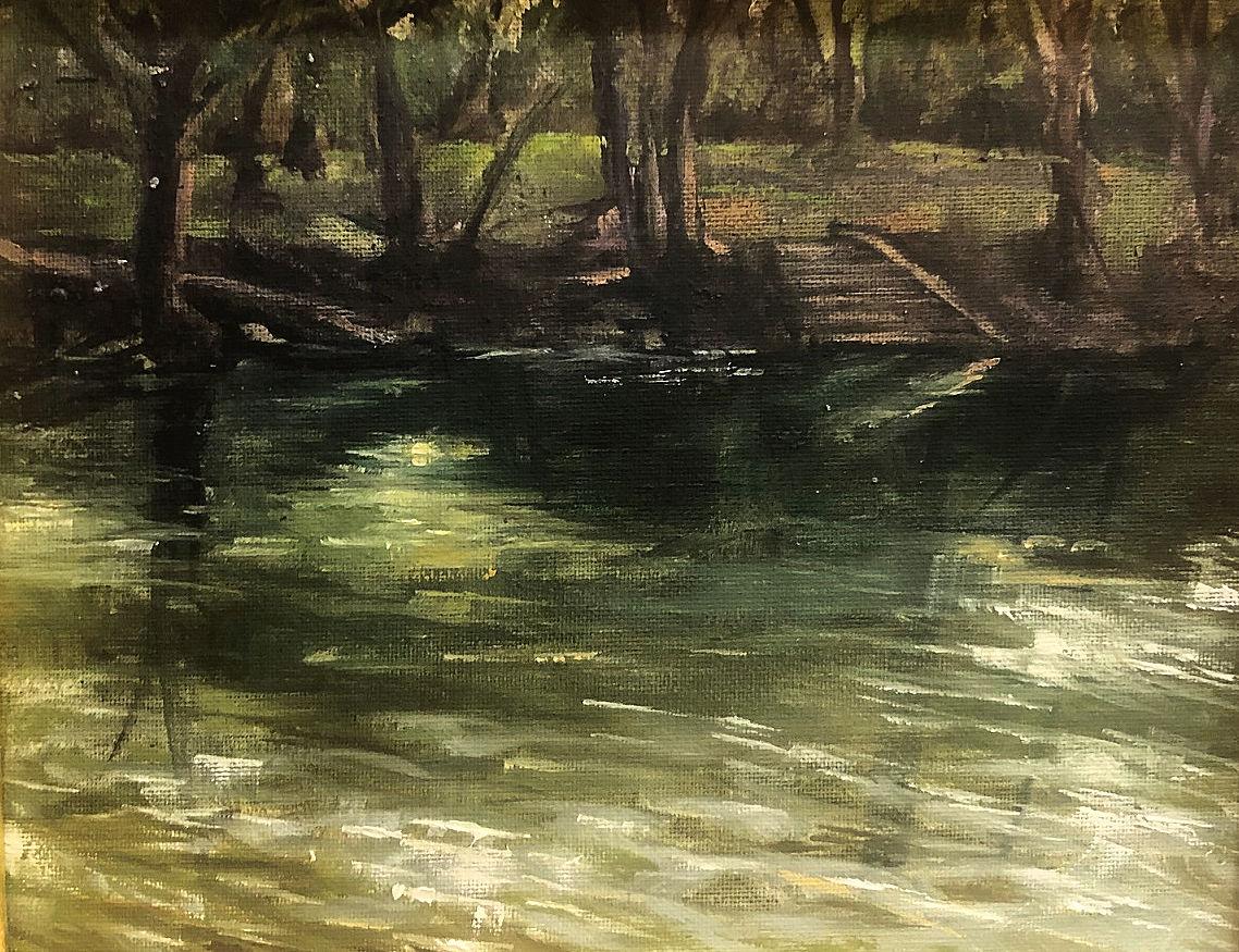 Landscape by RR Christensen
