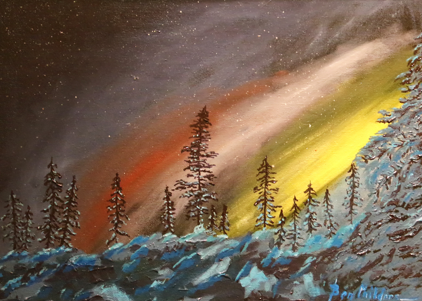"""Northern Lights""-Ben Childers"