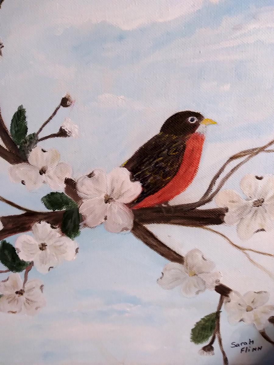 """""""Spring"""" by Sarah Flinn"""