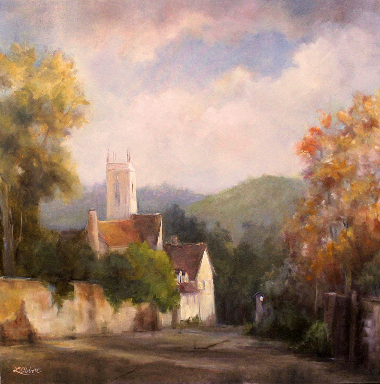 Light and Shadow, Lynn Abbott