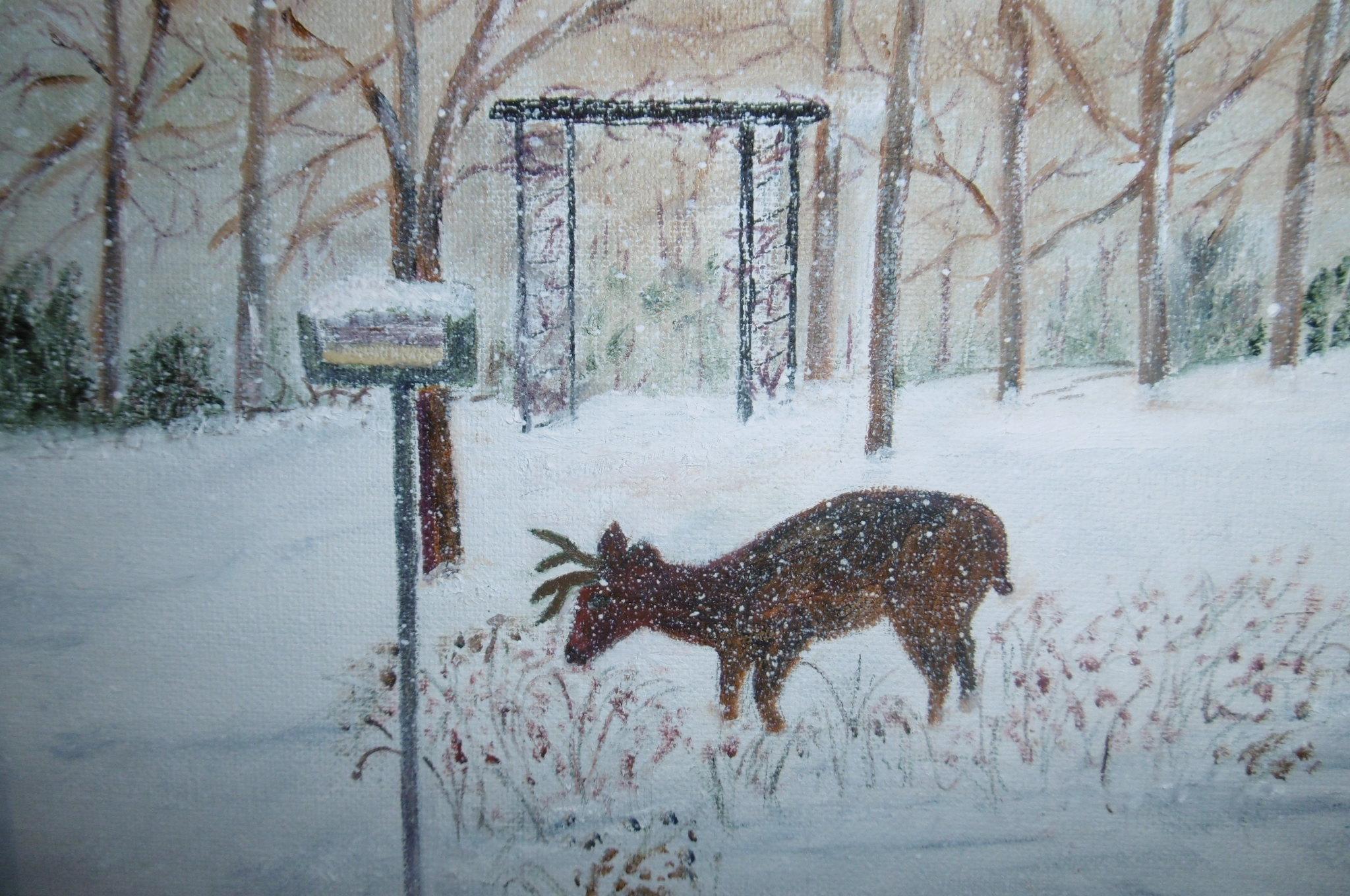 Winter Feast, Sarah Flinn