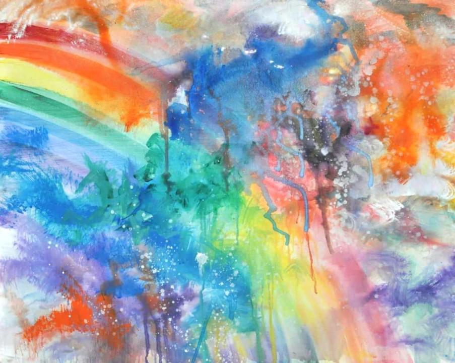 Chasing Rainbows, Peggy Wickham