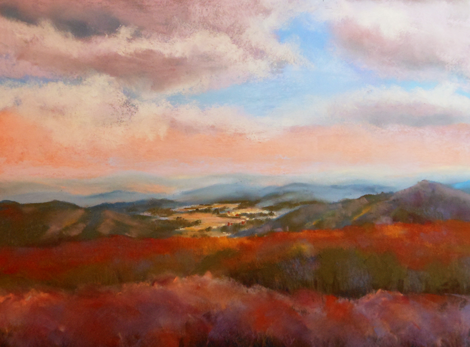"""""""Browntown View""""-K. Willingham"""