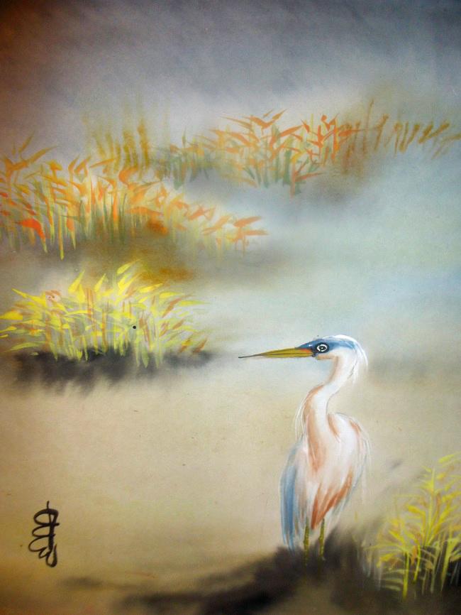 Misty River, Carol Waite