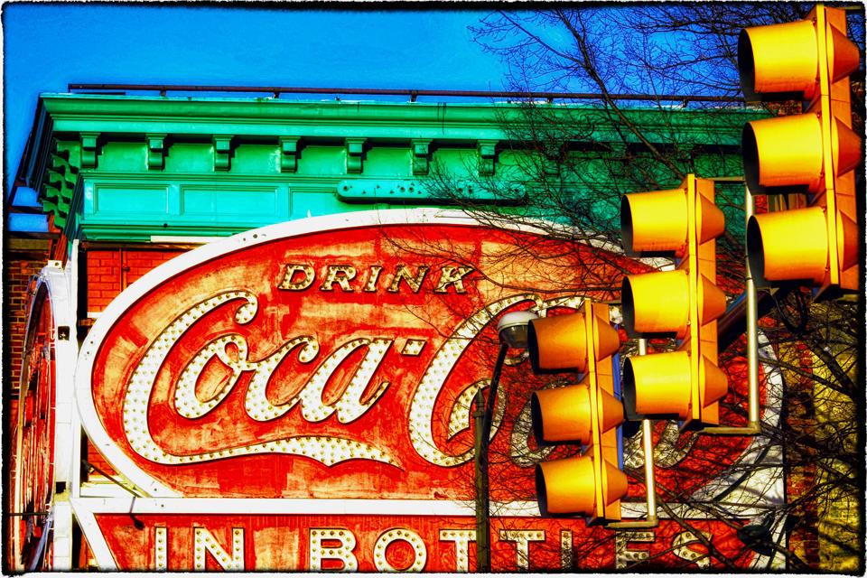 Coca Cola, Norma Woodward