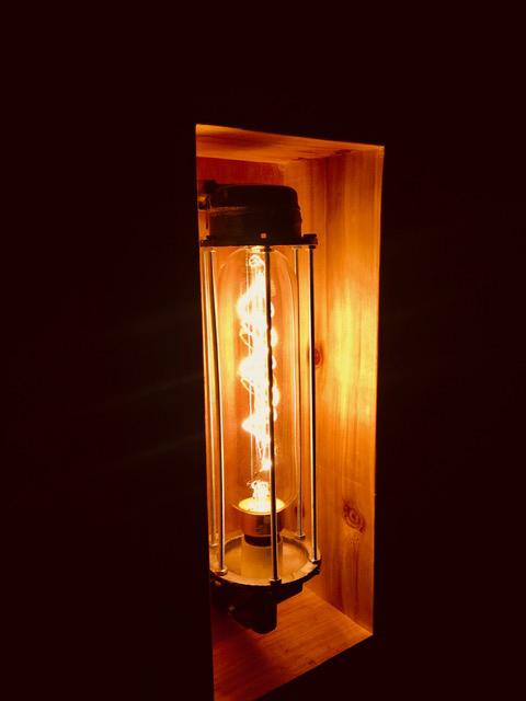 Lamp, Pete Zinck
