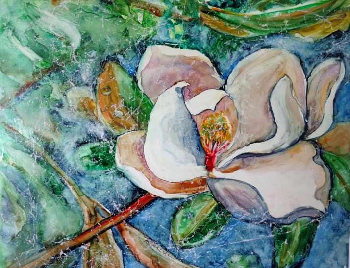 Magnolia, Karen Julihn