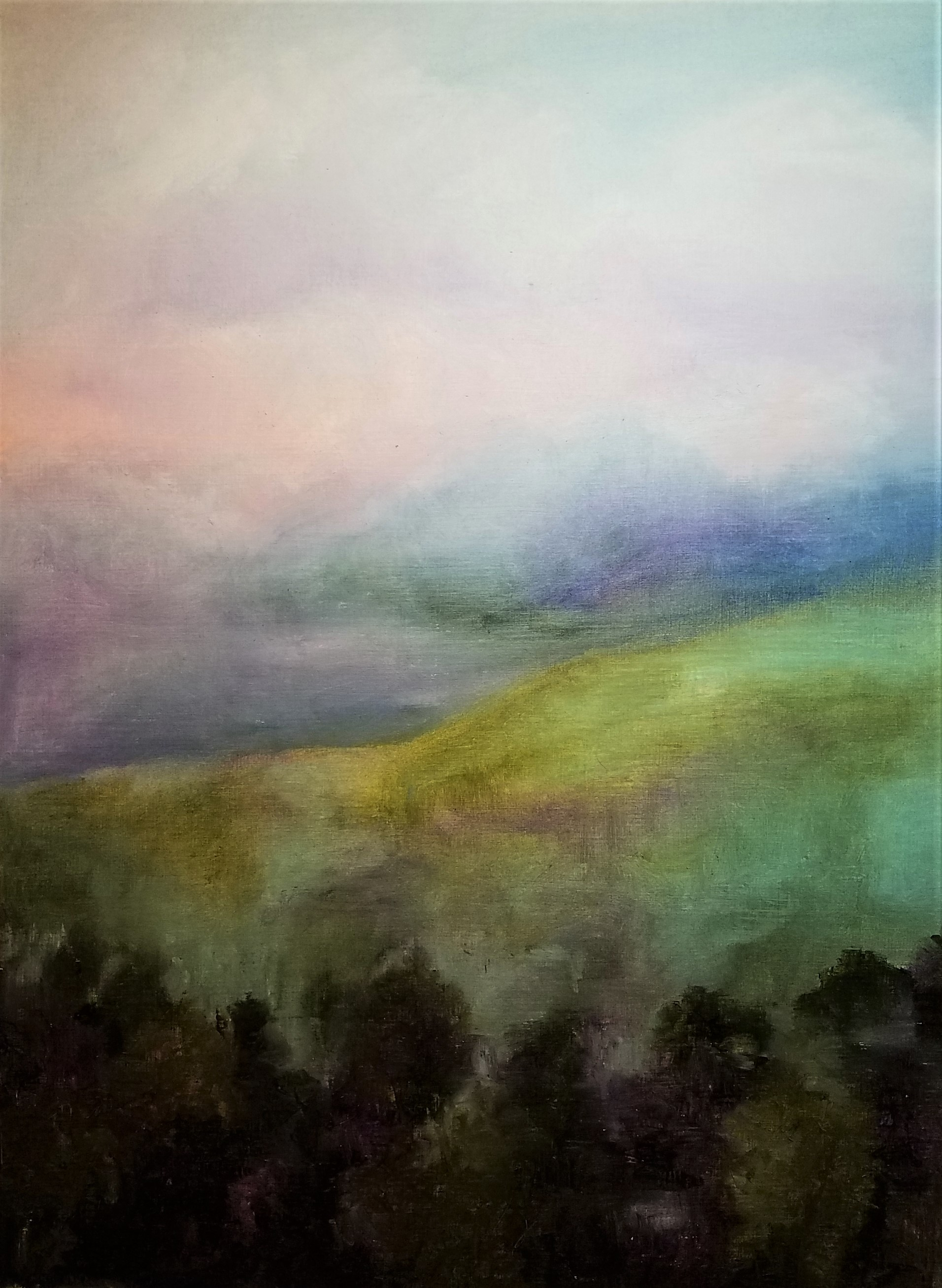 K. Willingham,Cool Mountain Air