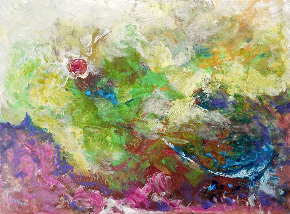 Atmosphere #2, Nancy Williams