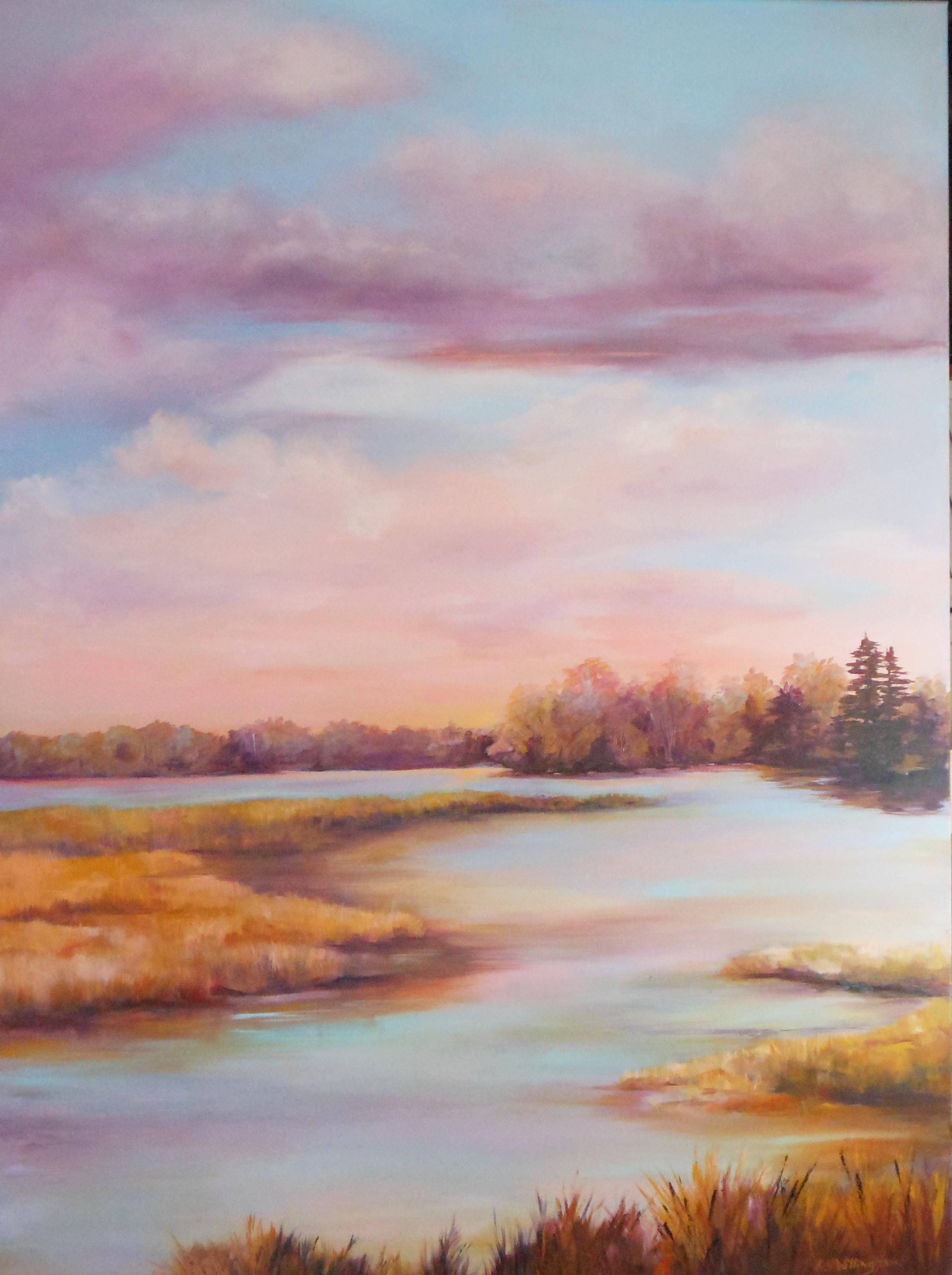 Marsh Morning, K. Willingham
