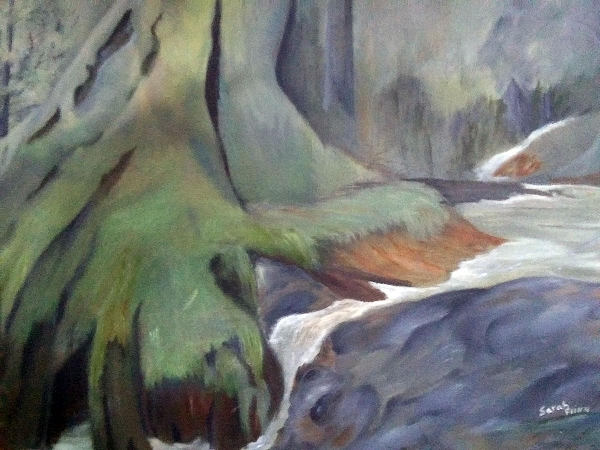 """""""After the Forest Fire"""" by Sarah Flinn"""