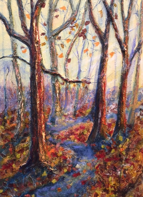 Autumn Path, Karen Julihn