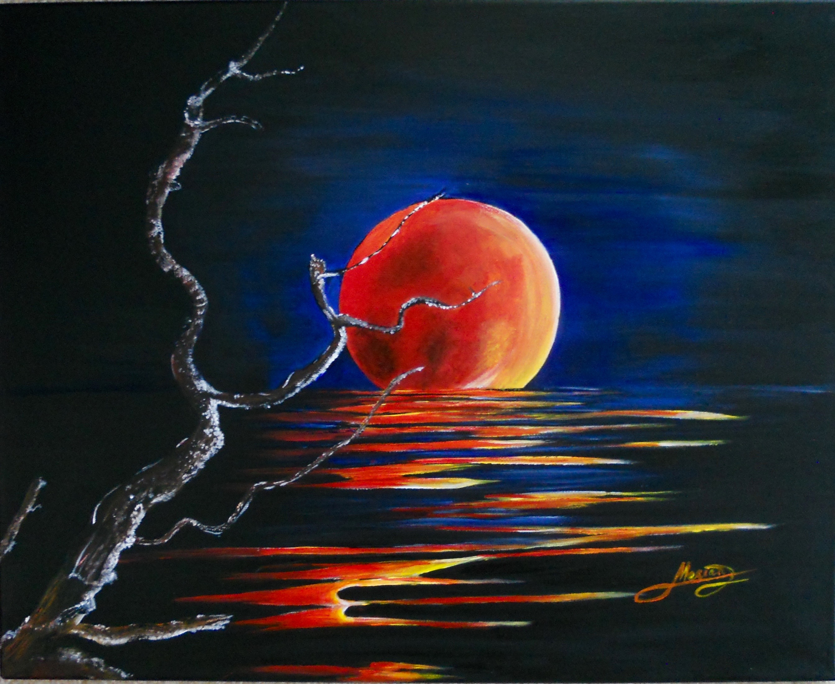 Bloody Moon, Stevens