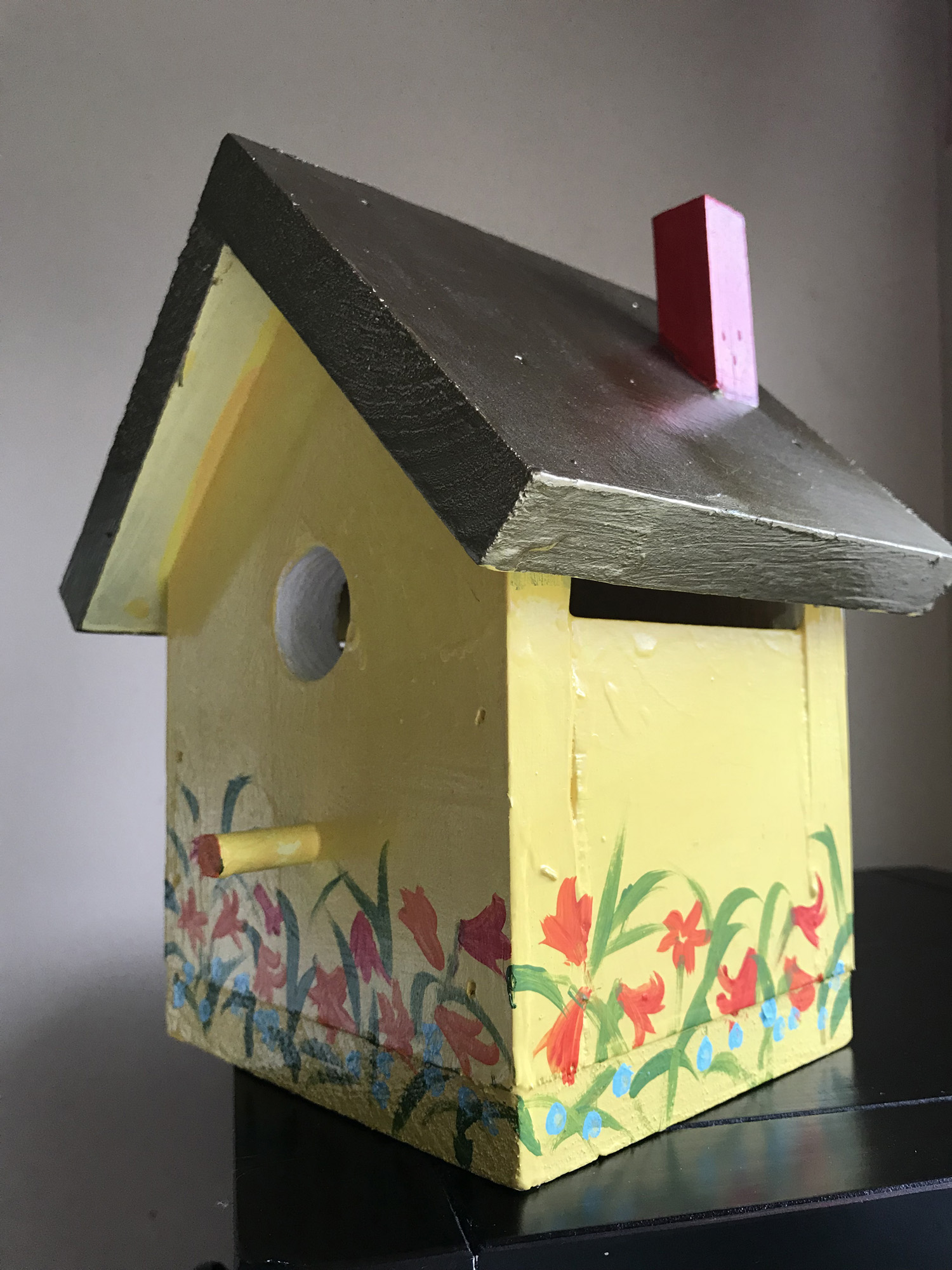 Birdhouse Yellow,Karen Julihn