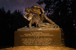 """Richard Rowland Kirkland Memorial by Night"" by Buddy Lauer"