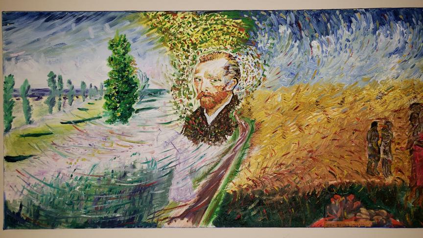Monet-VanGogh-Gauguin, Medina  Roberts.