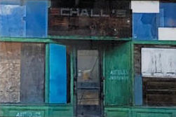 """Chall's Store,"" by Norma Woodward."