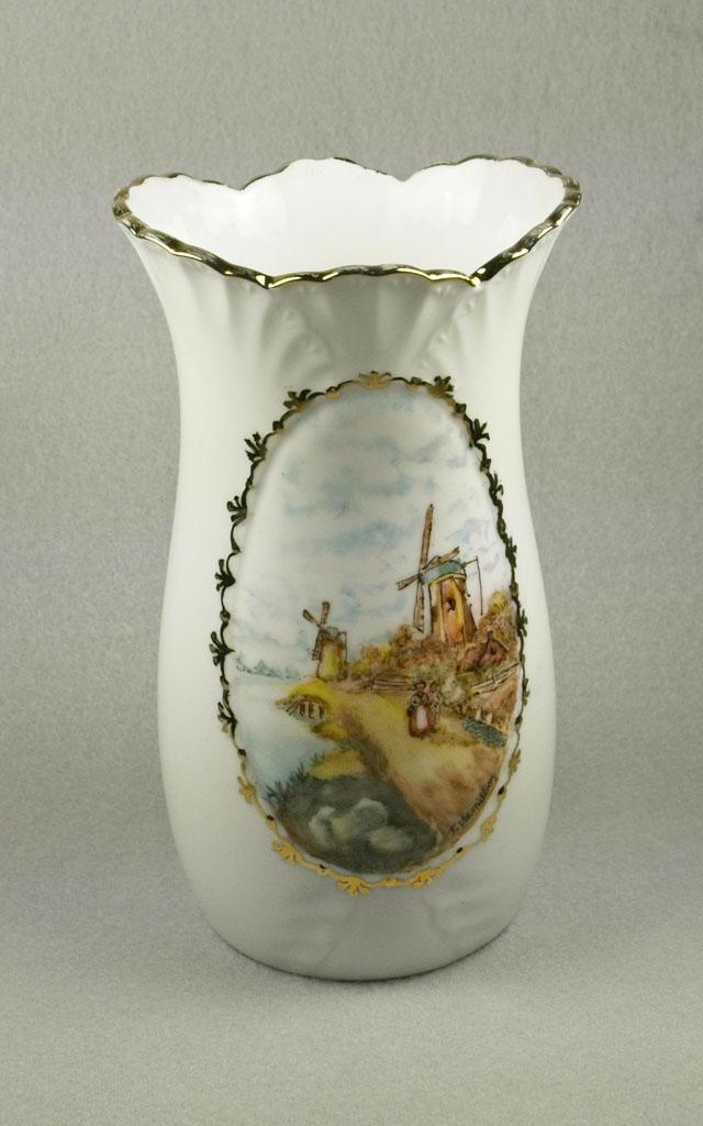 "6"" Miniature Scene Vase"