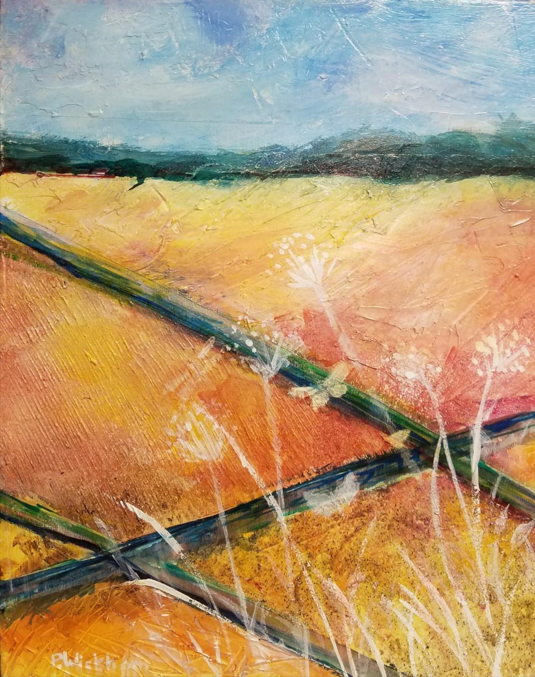 Land of Milk & Honey, Peggy Wickham
