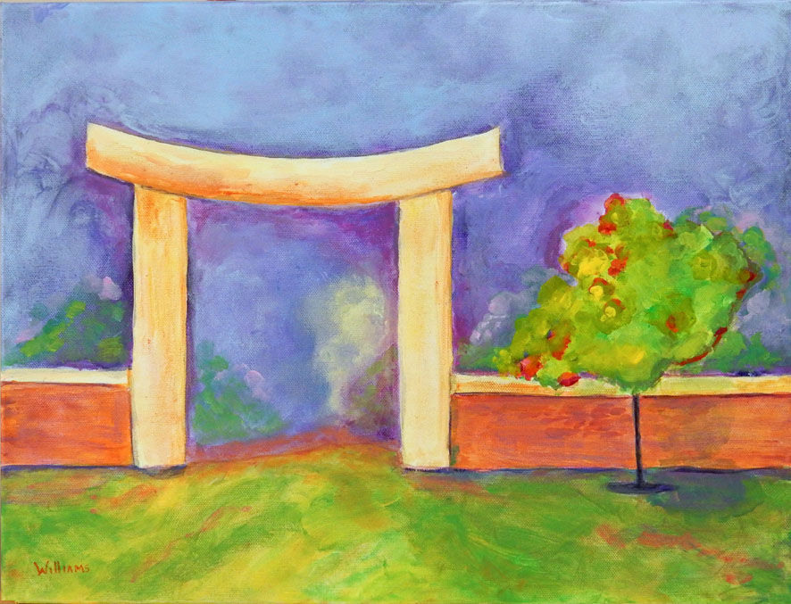 Gateway, Nancy Williams