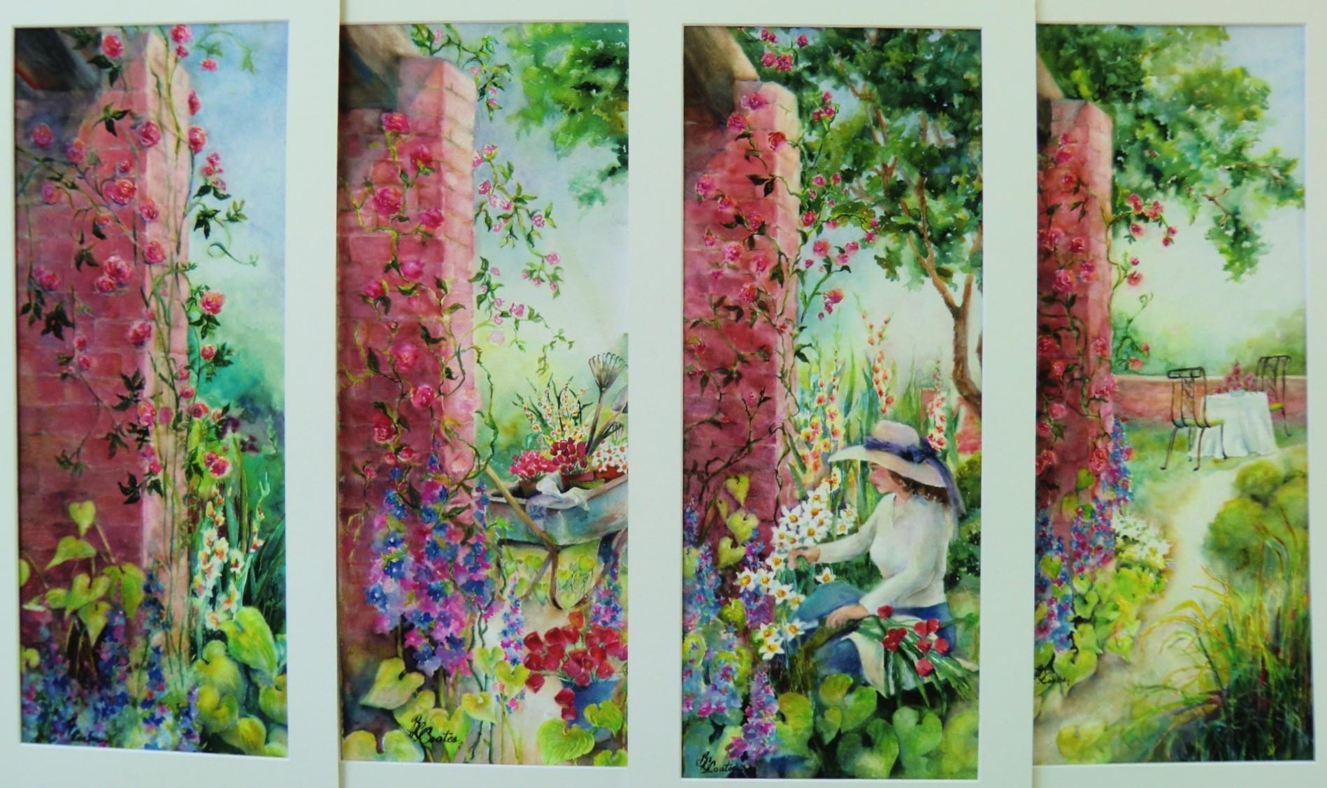 Garden Days, Coates