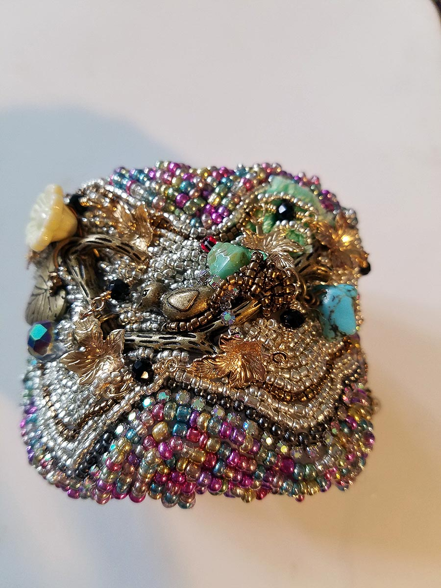 """Bracelet 1"", Liana Pivirotto"