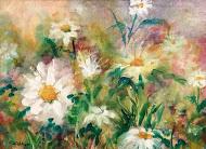 Daisies, Peggy Wickham