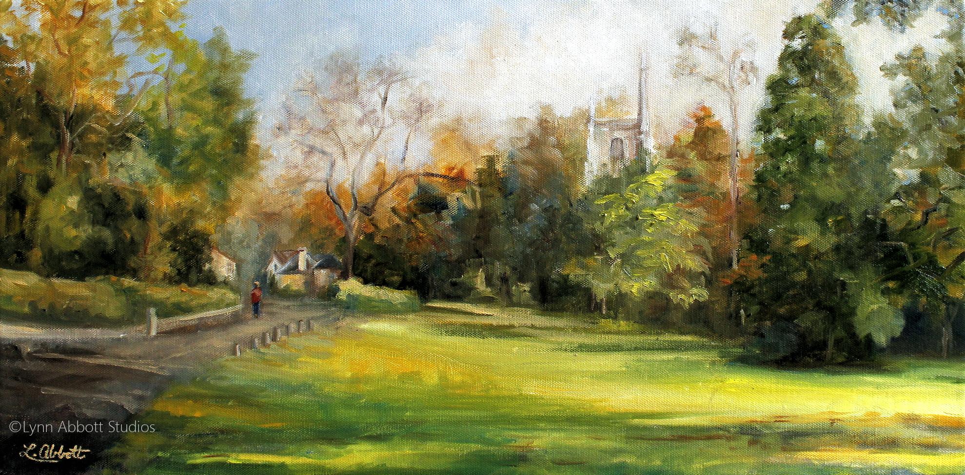 Village Green, Lynn Abbott