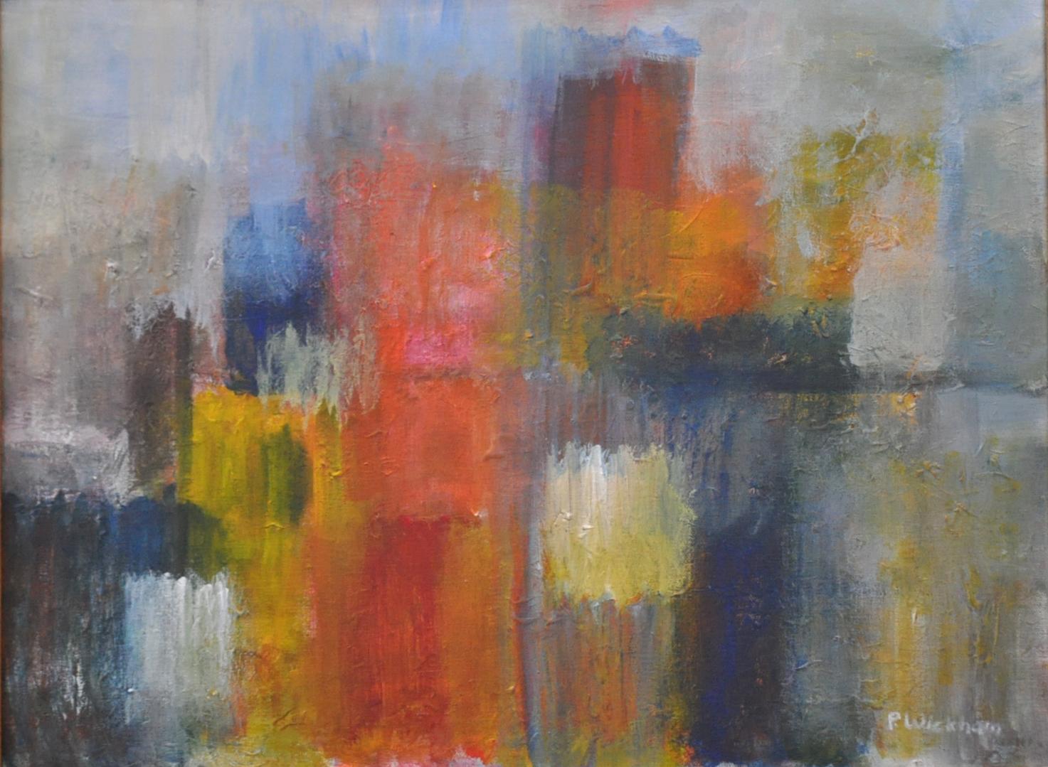 Urban Fog, Peggy Wickham