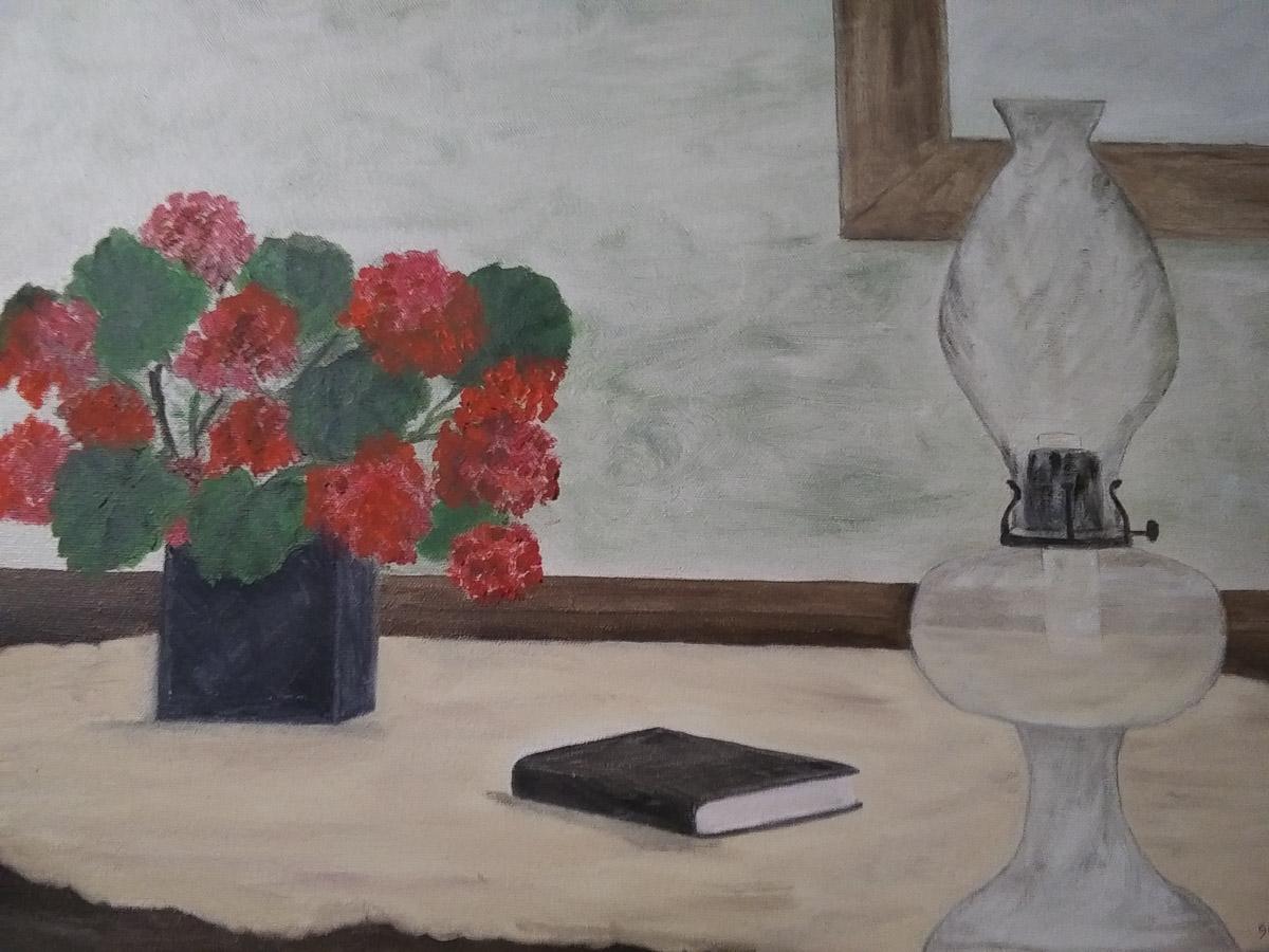 """Old Days"" by Sarah Flinn"