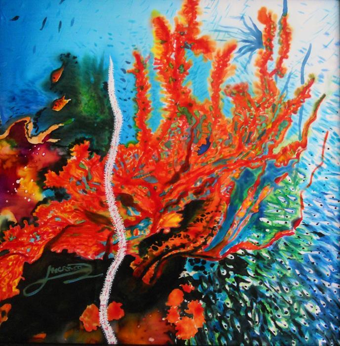 Coral Reefs, Stevens
