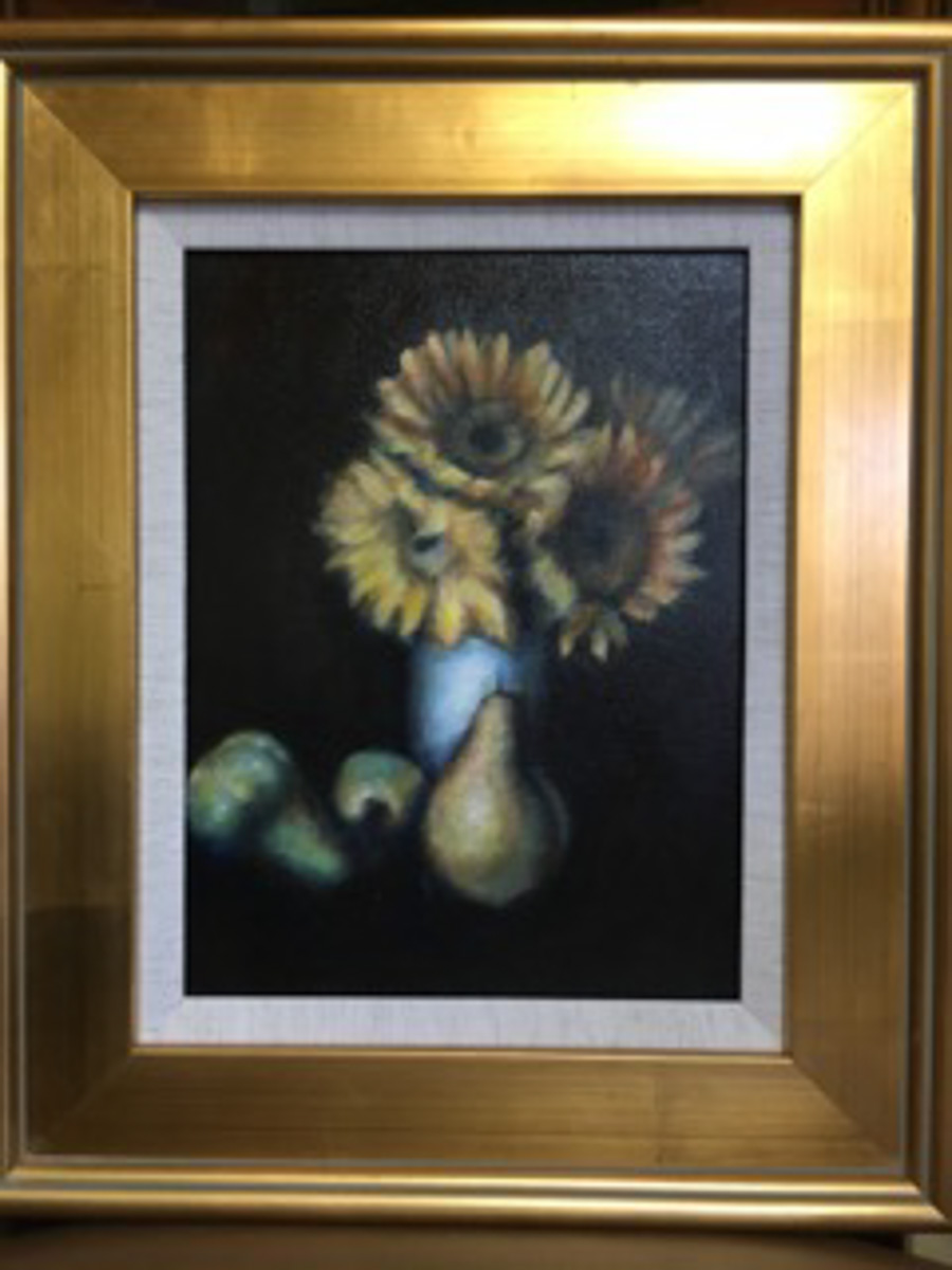 """Sunflowers"" by Denise Denecke"