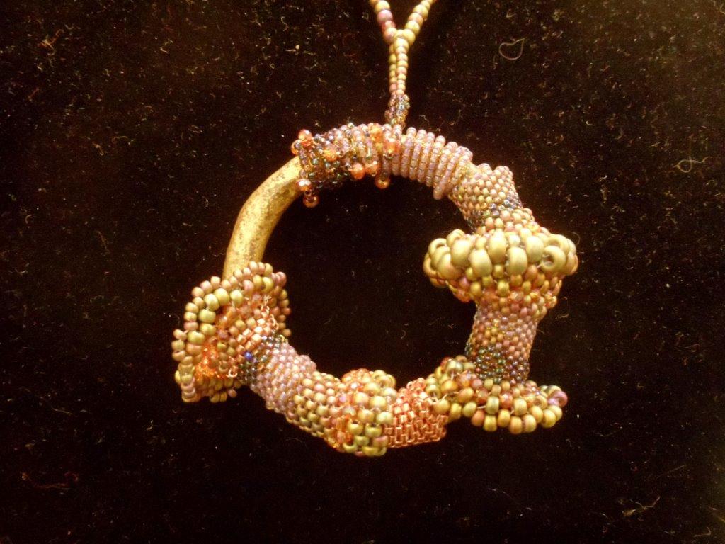 Vintage Bridle Necklace, Pivirotto
