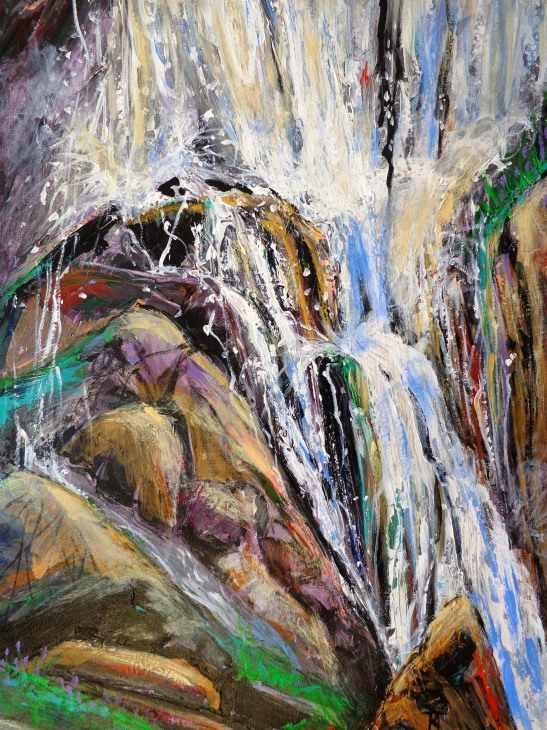 Rock Falls, Karen Julihn