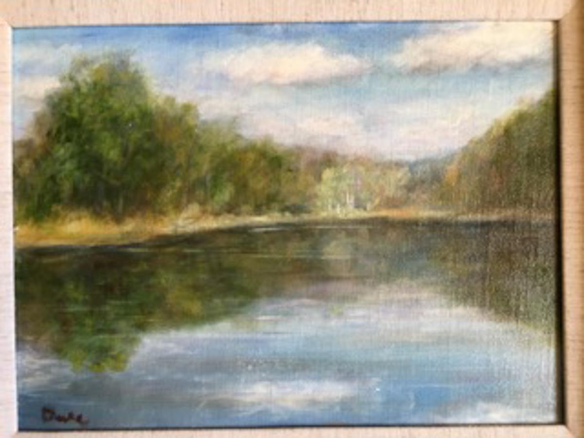 """""""Seven Lakes"""" by Denise Denecke"""