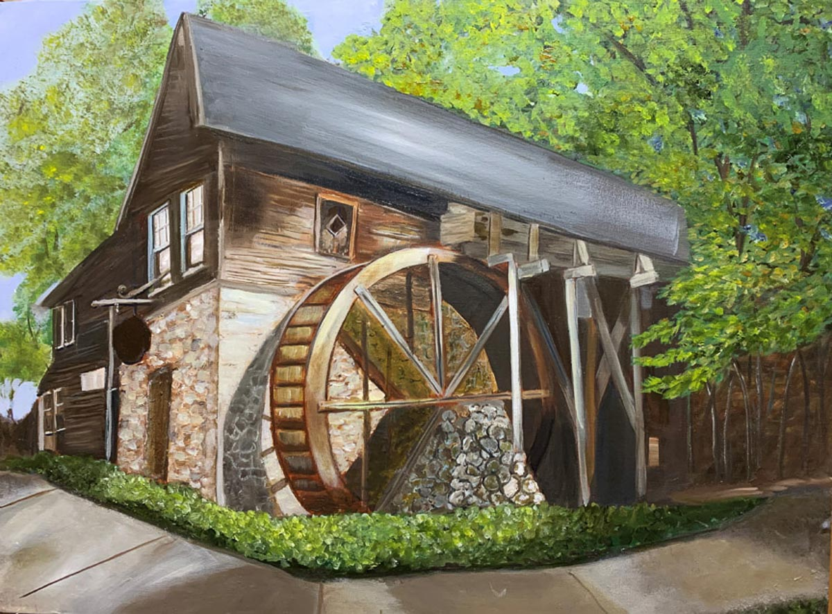 """Mitchie Tavern"" by Danette Taylor"