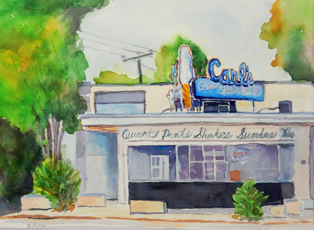 """Carl's,"" by Nancy Williams."