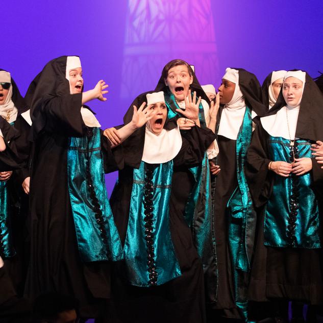 The Nuns hear the good news!