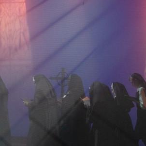 The Nuns in Prayer