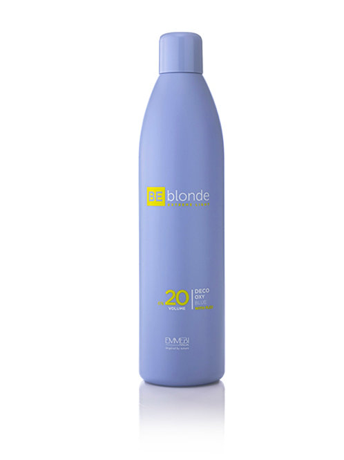 Be Blonde Deco Oxy Blue 20