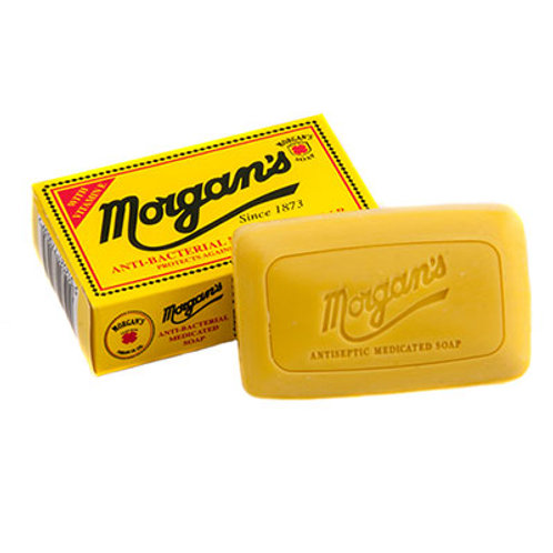 Morgans Antibacterial Medicated Soap