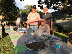 2018 Men's Culinary Event