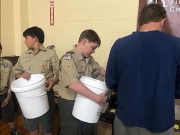 Boy Scout Troop 157
