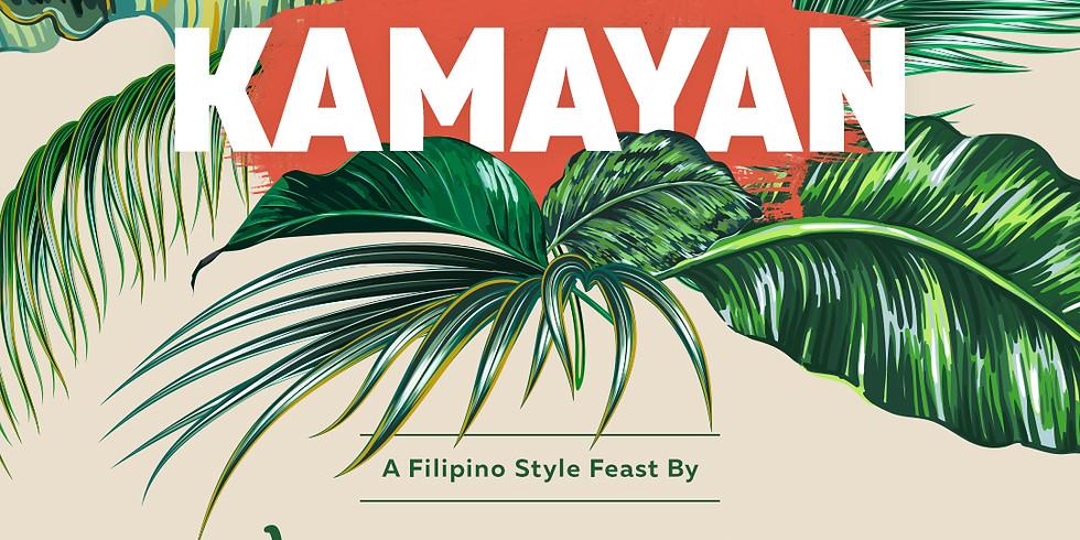 Kamayan a Filipino Style Feast