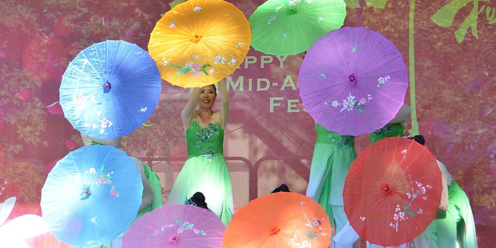 Asian Cultural Symphony @ the Mid Autumn Moon Festival