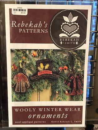 Wooly Winter Wear Pattern