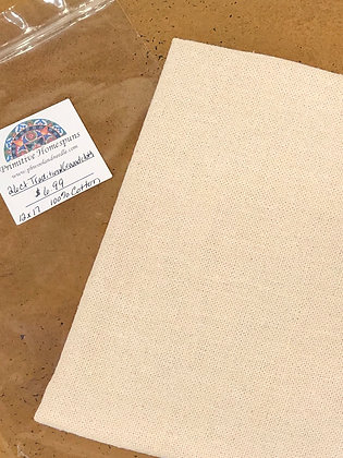 26 ct Traditional Groundcloth 12x17 100%Cotton