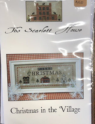 Christmas in the Village by Scarlett House