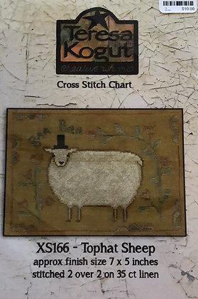 Teresa Kogut Tophat Sheep
