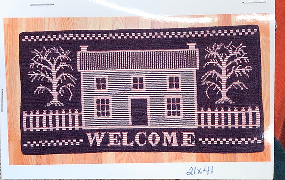 Orchard House Welcome